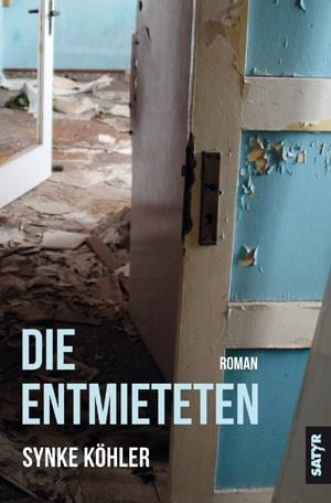 Buchcover Synke Köhler Die Entmieteten Roman