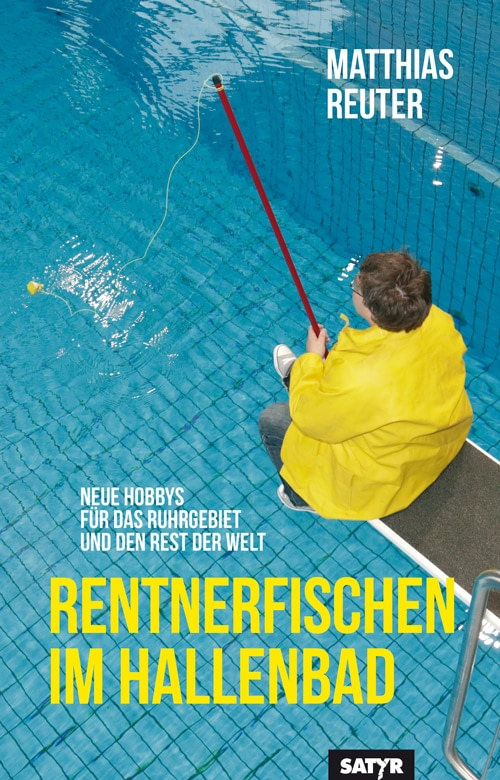 Matthias Reuter Rentnerfischen im Hallenbad