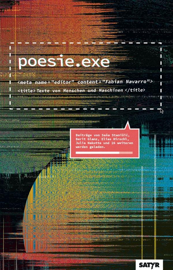 Fabian Navarro Poesie.exe Cover