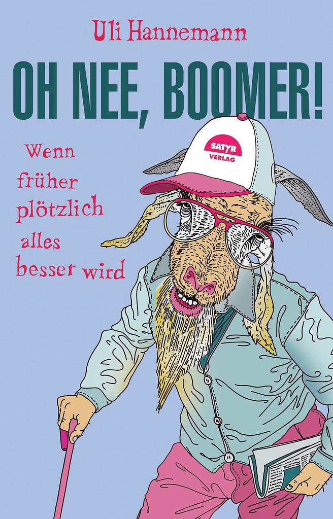 Uli Hannemann Oh nee, Boomer! Cover