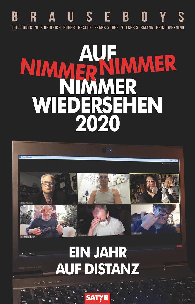 Auf Nimmerwiedersehen 2020 Brauseboys