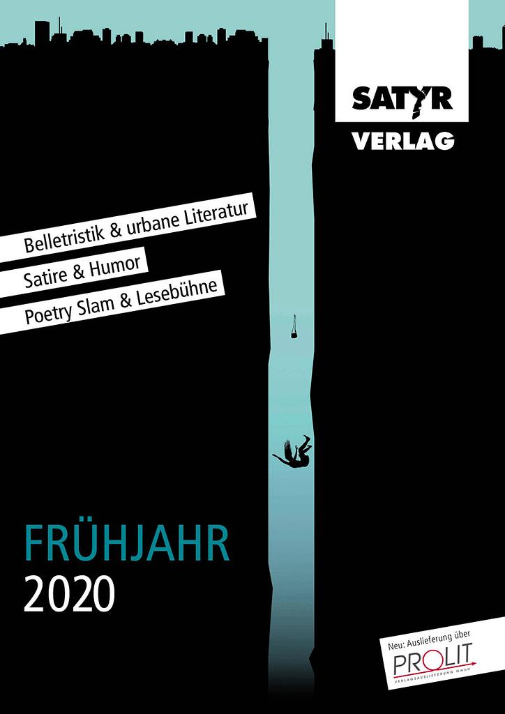 Satyr Verlag Vorschau Frühjahr 2020